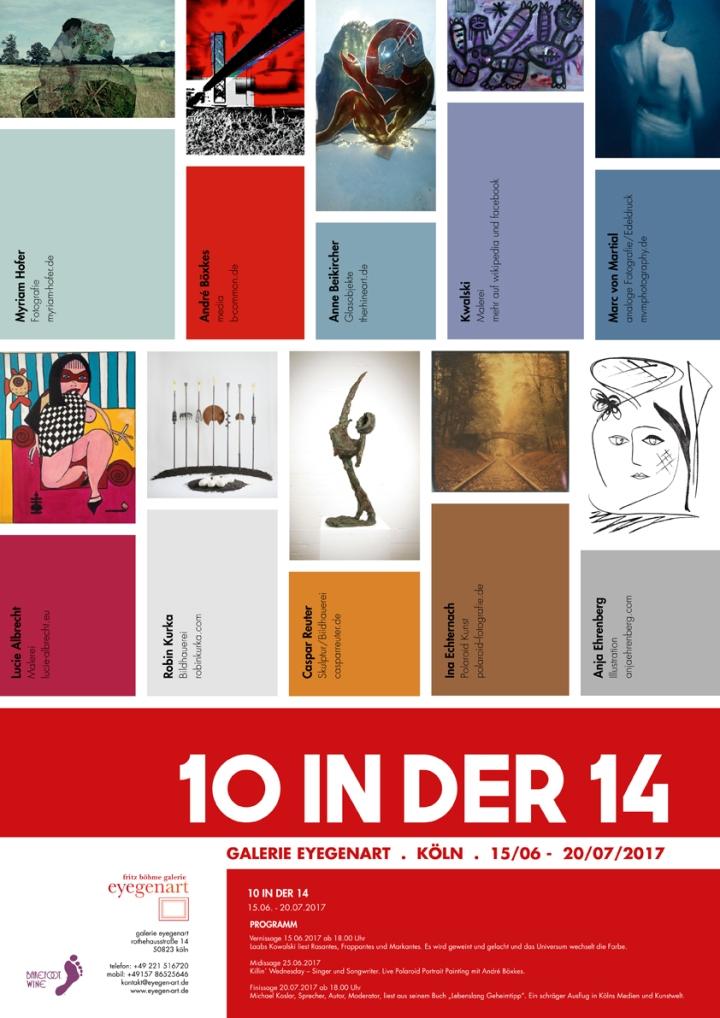 Poster A3 10 in der 14 -v1